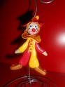 vos oeuvres en FIMO  Clown210