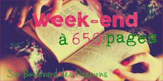 Challenge : le weekend à 650 pages de BdP #3 E7fa4f10