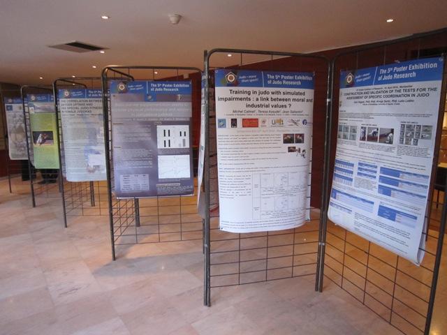 EJU Judo Scientific Symposium 2014 Montpe14