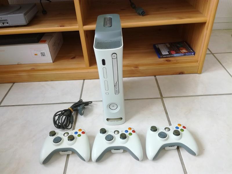 Estimation Gros Lot Xbox 360 Img_2030