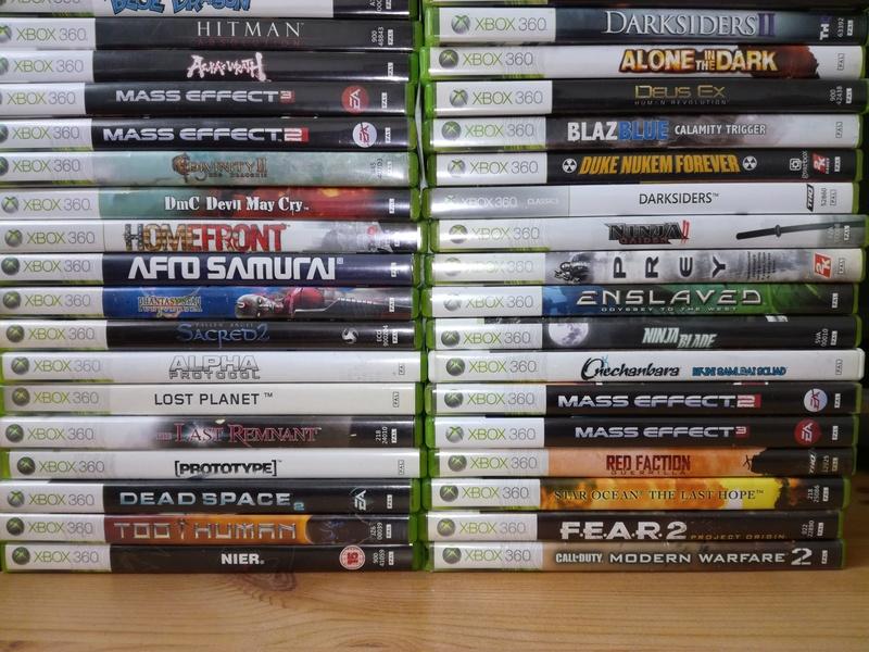 Estimation Gros Lot Xbox 360 Img_2032