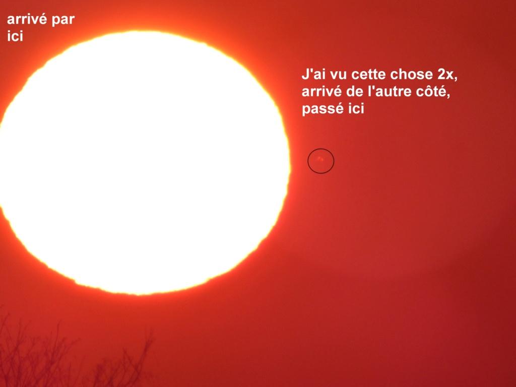Observation de 2 objets près du Soleil P1900811
