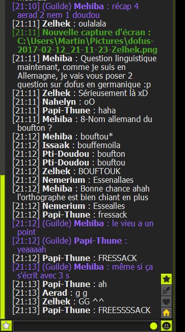 [Résumé] Question pour un Champmignon 1210