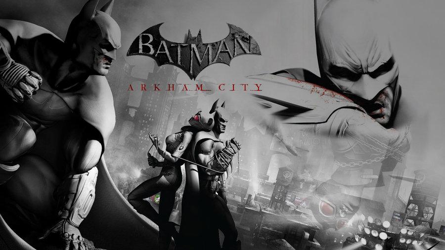 •• Arkham City RPG Batman11