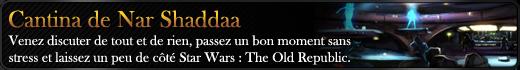 La Cantina de Nar'Shaddaa