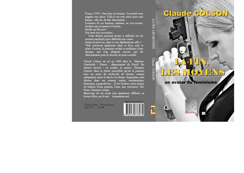 La fin, les moyens [Editions Banc d'Arguin puis éditions Take Your Chance, puis  Bernardiennes...] Fm_ber11