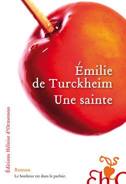 [Turckheim, Emilie (de)] Une sainte Eho-em10