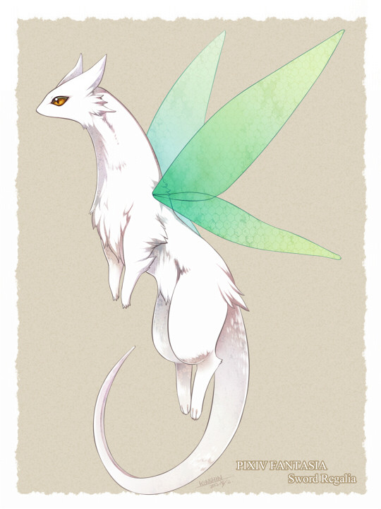 Pirika the Faerie Dragon Fairy_10