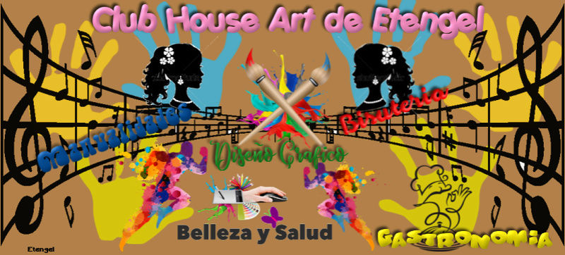♥ Club House Art Etengel ♥