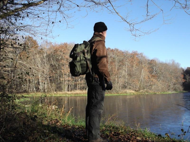 Alone in the woods 07,08-12-13 Dscf0813