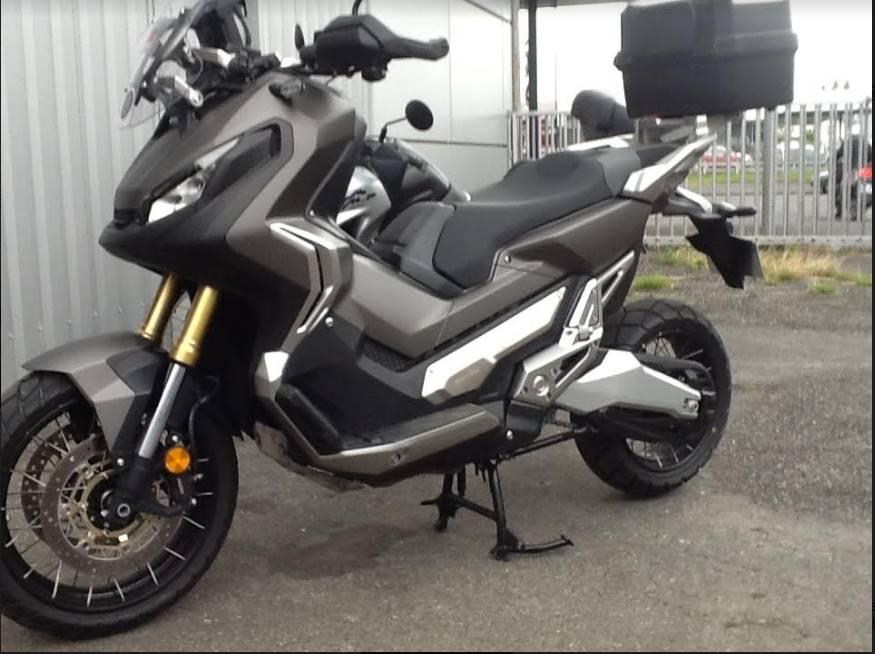 Mini-essai de la Honda X-ADV Top11