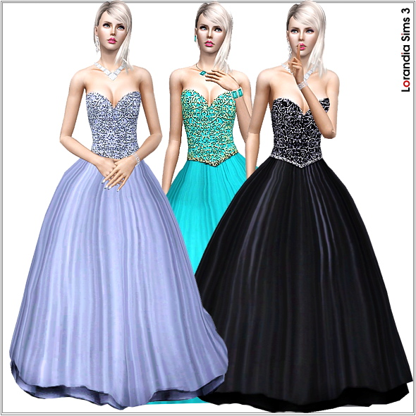 Princess gown by Lore Lorand10