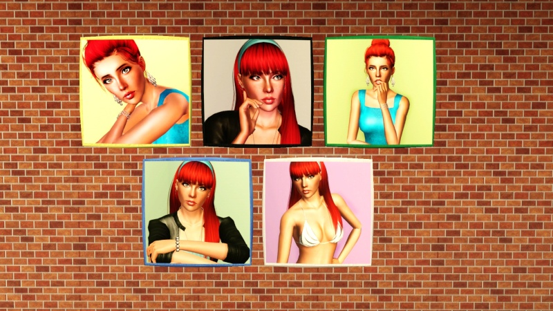 Lexie and her picture set! Screen46