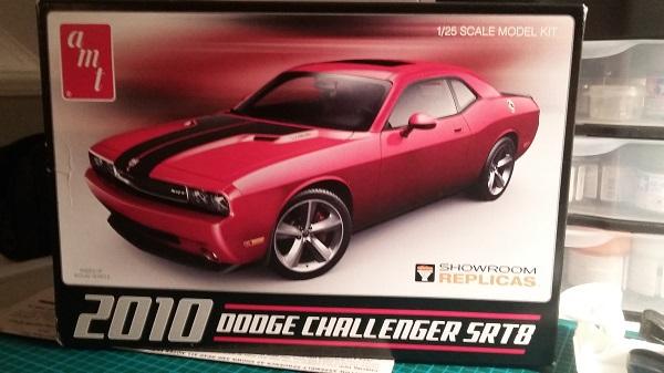 Dodge Challenger SRT8 2010 20170210