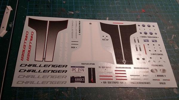 Dodge Challenger SRT8 2010 20170213