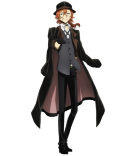 Bungo stray dogs (ou bungou stray dogs) Chuya_10