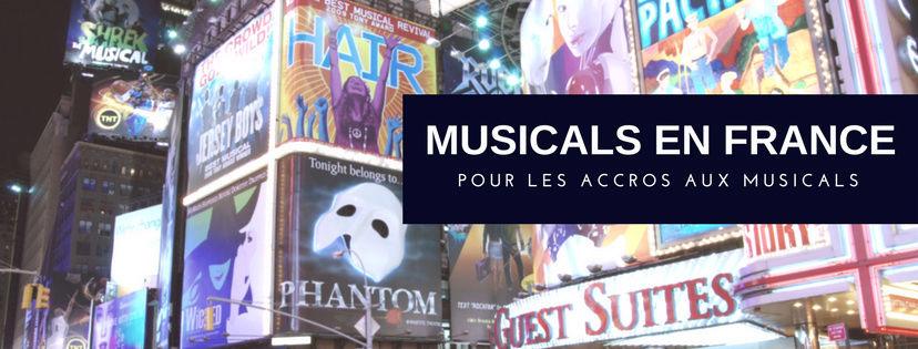 Musicals En France