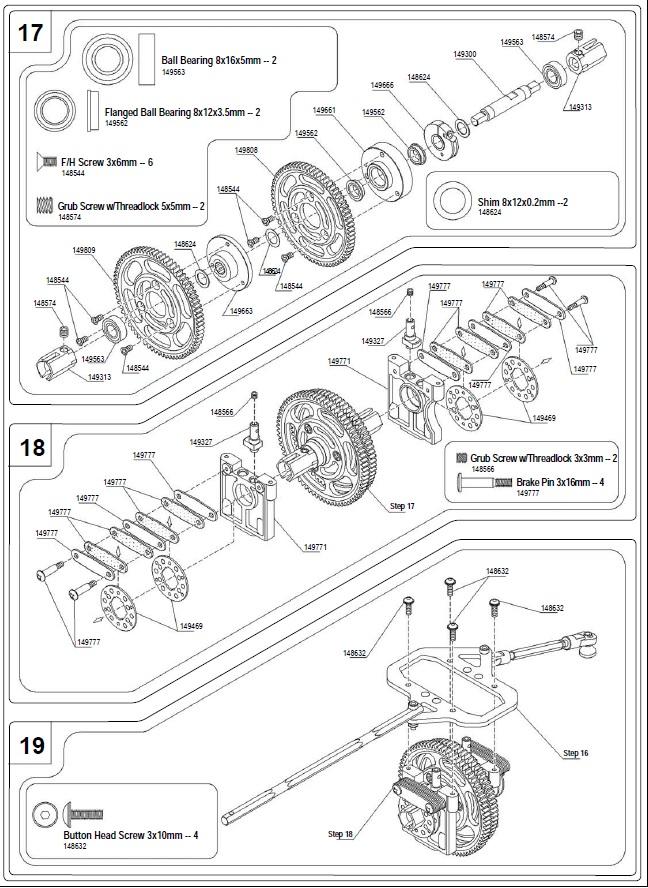 convertion monster 1/8 thermique en 1/5 électrique  Trans_10