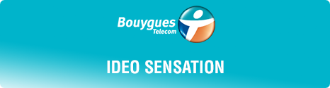 Ideo Sensation 3Go baisse de 5€! 13823910