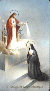 Neuvaine irrésistible au Sacré-Coeur de Jésus. Alacoq10