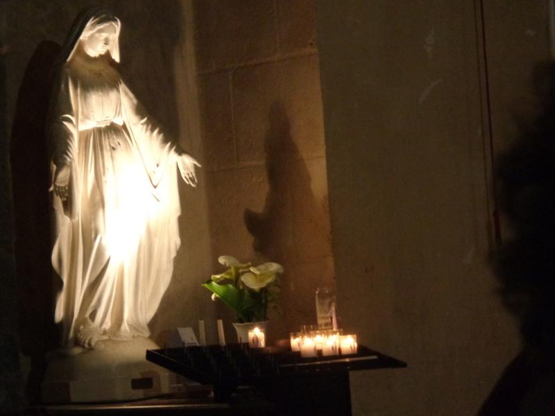 Le 1er mai, nous fêtons St Joseph, Patron des Travailleurs, à St Marcel d'Espaly (43) Dsc01315