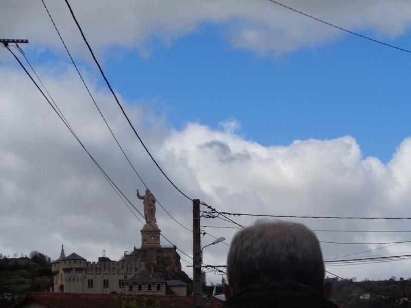Le 1er mai, nous fêtons St Joseph, Patron des Travailleurs, à St Marcel d'Espaly (43) Dsc01318