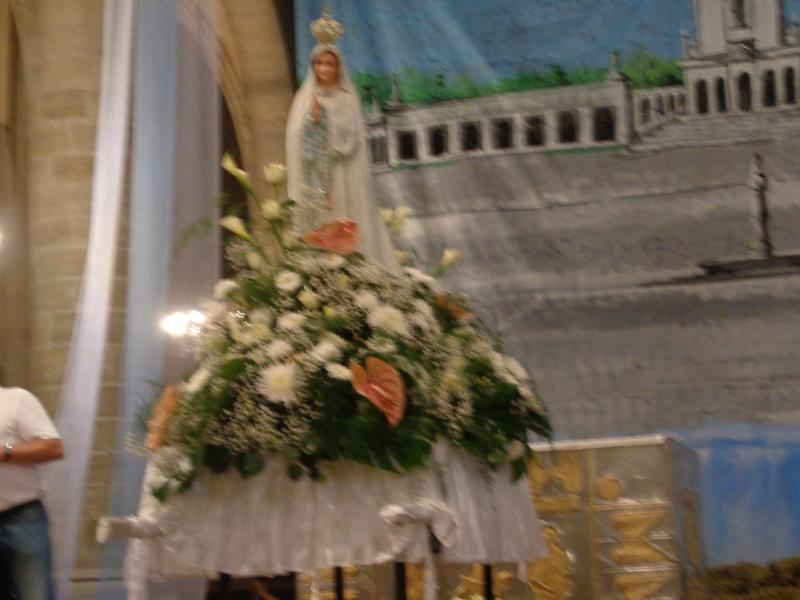 A Fatima, le message d'espérance et de conversion de la Très Sainte Vierge Marie. Dsc01319