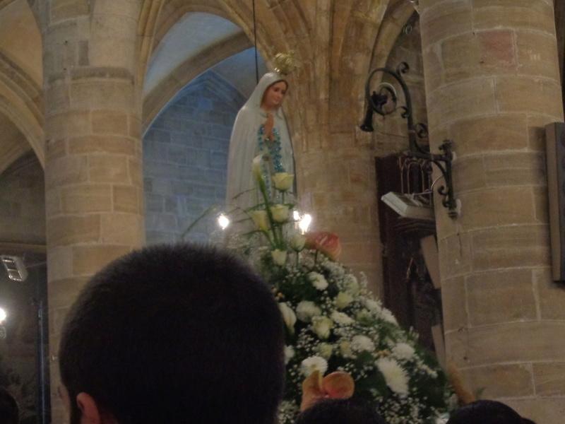 A Fatima, le message d'espérance et de conversion de la Très Sainte Vierge Marie. Dsc01322