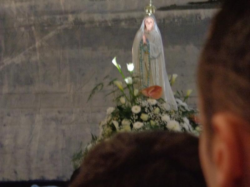 A Fatima, le message d'espérance et de conversion de la Très Sainte Vierge Marie. Dsc01327