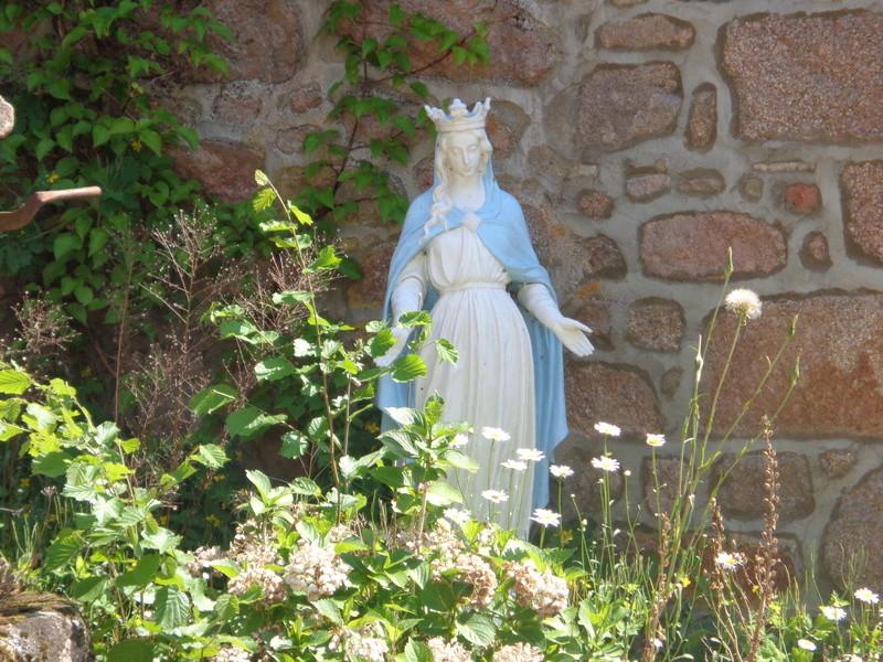 Le Sacré-Coeur de Notre Seigneur Jésus-Christ révélé à Ste Marguerite-Marie Alacoque.  Dsc01414