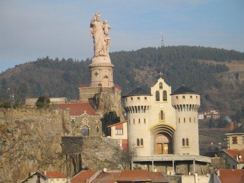 Le 1er mai, nous fêtons St Joseph, Patron des Travailleurs, à St Marcel d'Espaly (43) Espaly10