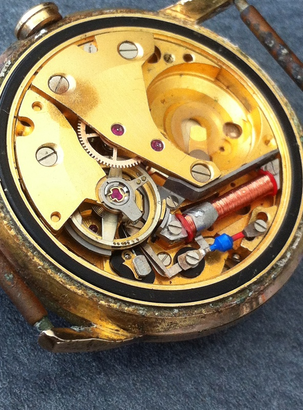 Jaeger -  [Postez ICI les demandes d'IDENTIFICATION et RENSEIGNEMENTS de vos montres] - Page 42 Img_3716