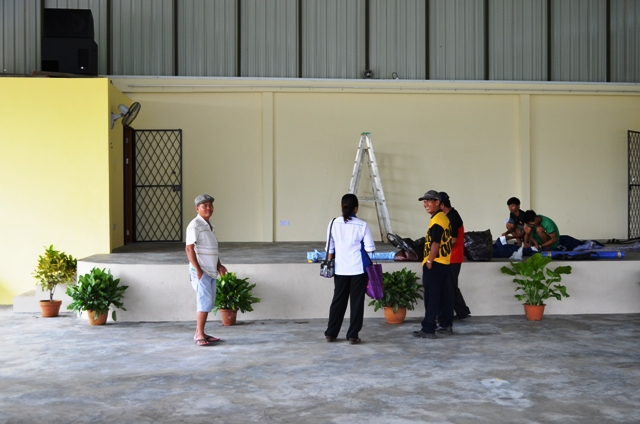 Persediaan Perasmian Dewan Sekolah Dsc_0125