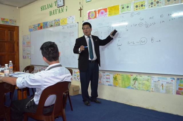 Taklimat dan Lawatan PPD Bau ke sekolah Dsc_0314