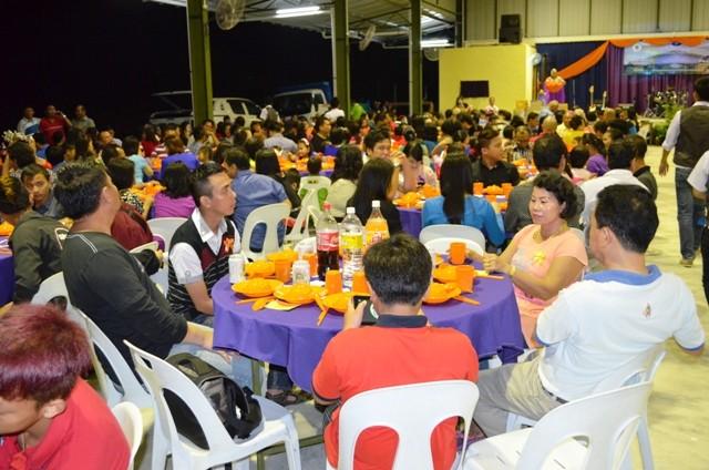 Dinner Alumni Sekolah  Dsc_0328