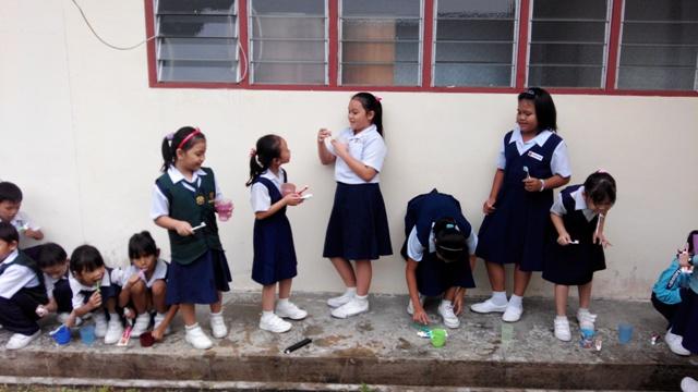 Lawatan Perkhidmatan Pergigian Sekolah. Img_2032