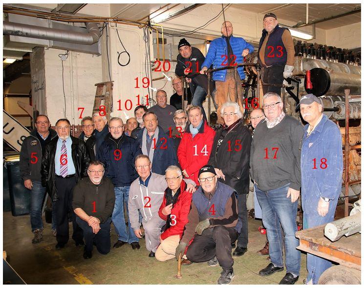 [ Associations anciens Marins ] Les membres du MESMAT nouvel équipage de la FLORE - Page 6 Mesmat10