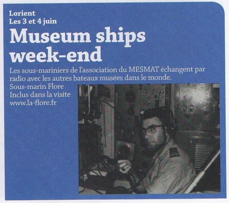 [Les Musées en rapport avec la Marine] CEUX QUI VISITENT LA FLORE - Page 16 Museum13