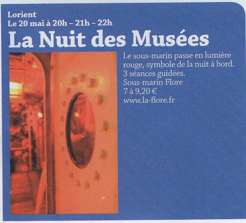 [Les Musées en rapport avec la Marine] CEUX QUI VISITENT LA FLORE - Page 16 Nuit_d10