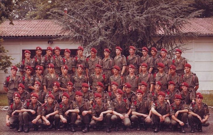 1er RCP 2eme compagnie camp d'Idron La_2_210