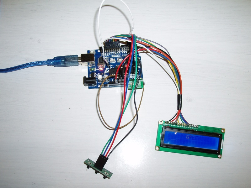 Checkpoint avec Arduino l'étude.. - Page 3 00212