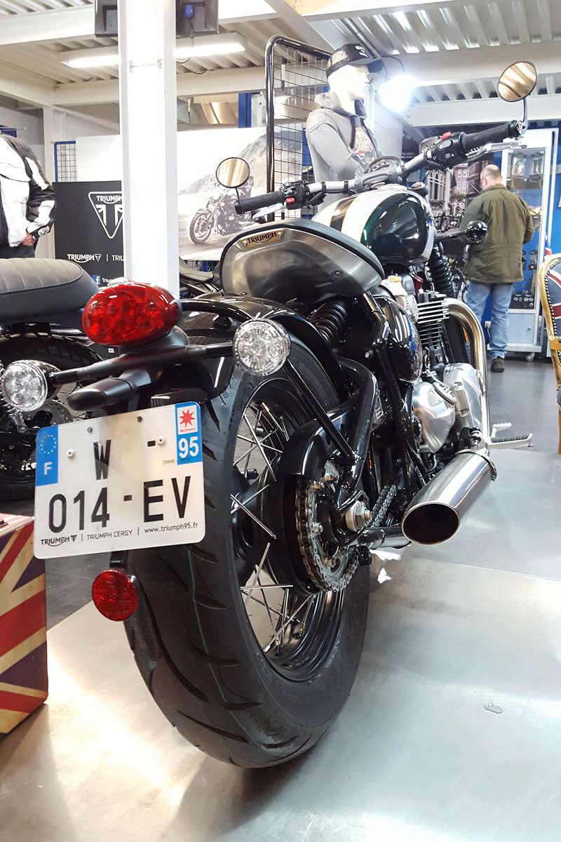 Triumph Bonneville Bobber 1200 20170217