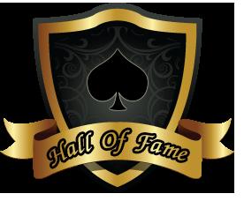 ♠ โพดำ Hall of Fame 110