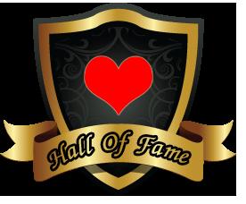♥ โพแดง Hall Of Fame 310