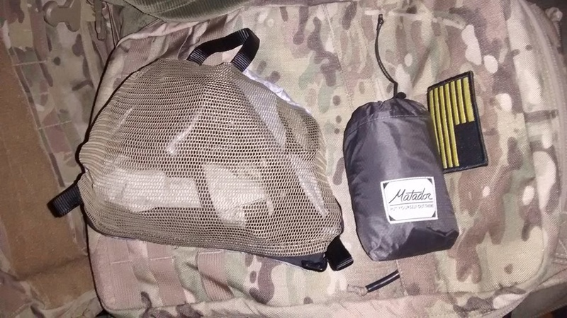 [TAD GEAR] Azimuth Pack 110