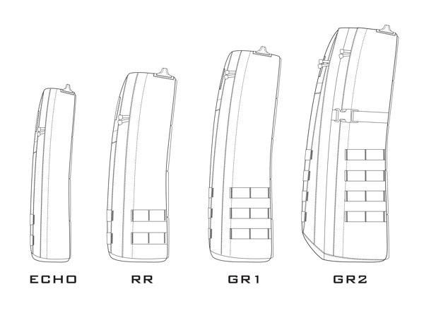 [GORUCK] - GR2 - GR1 - GR0 - ECHO BULLET  713