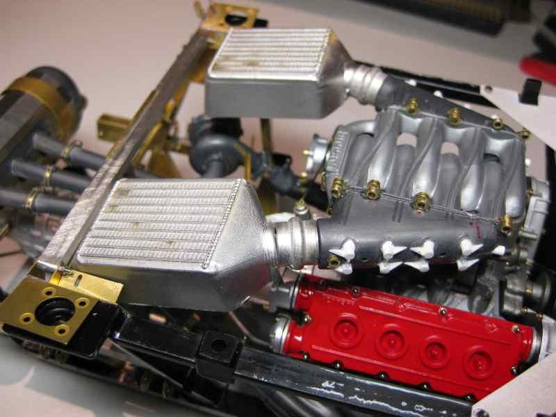Ferrari F40 von Pocher 1:8 mit autograph Transkit gebaut von Paperstev - Seite 2 Ladelu15