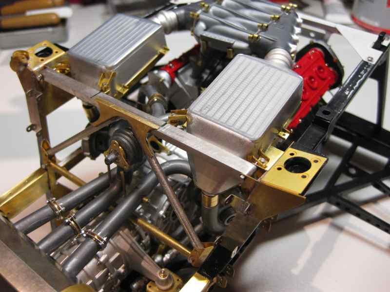Ferrari F40 von Pocher 1:8 mit autograph Transkit gebaut von Paperstev - Seite 2 Ladelu22
