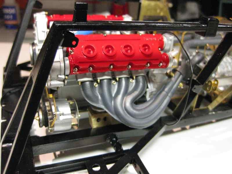Ferrari F40 von Pocher 1:8 mit autograph Transkit gebaut von Paperstev - Seite 2 Rahmen32