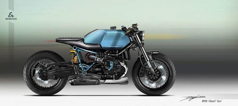 PHOTOS - BMW - Bobber, Cafe Racer et autres... - Page 12 10991312